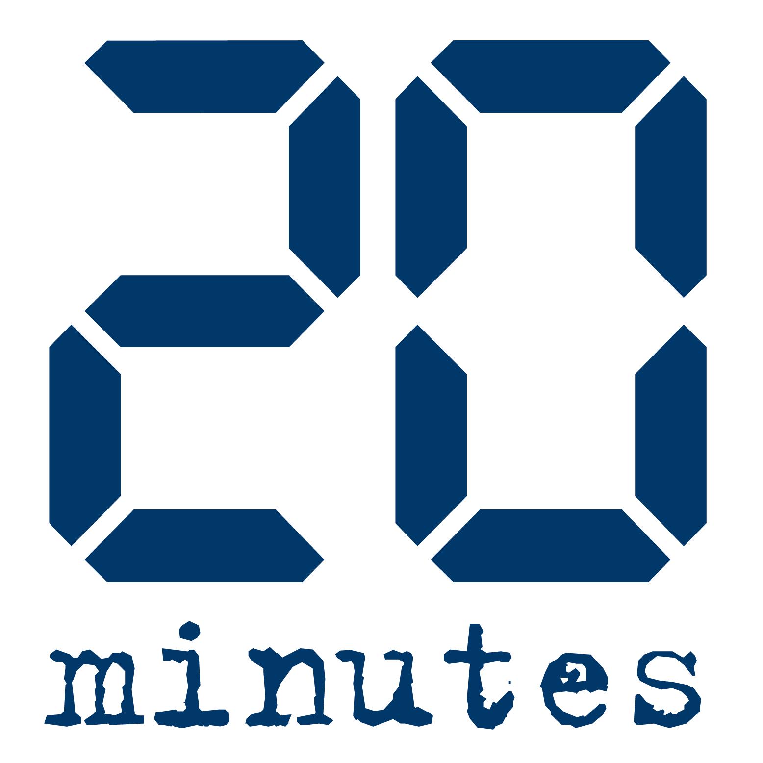 20 minutes